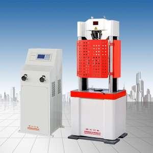 WES-1000D数显式液压万能试验机