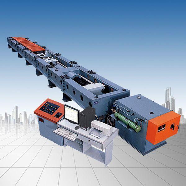600KN/60吨微机屏显卧式拉力试验机